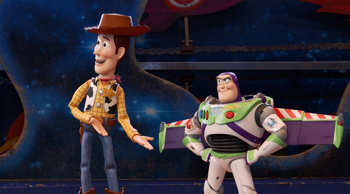 'Toy Story 4