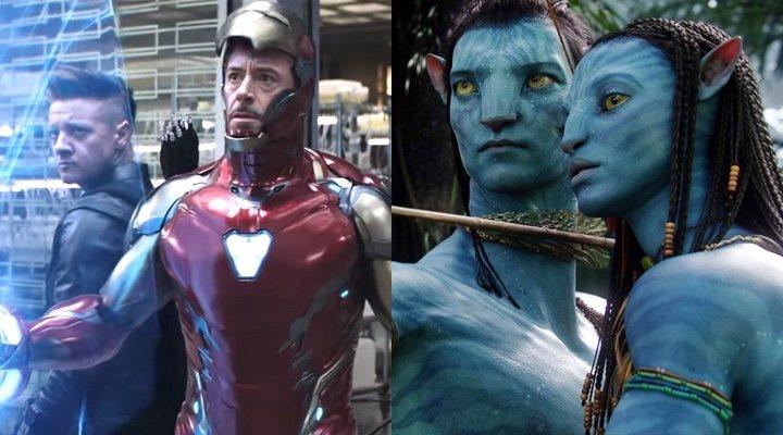 'Endgame' y 'Avatar'