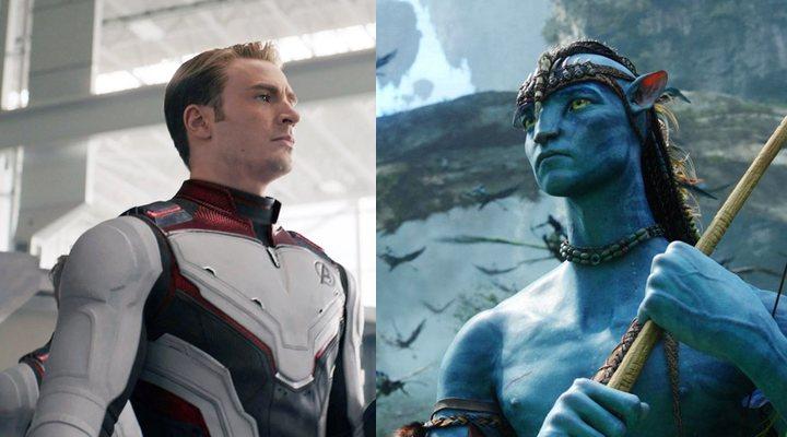 'Vengadores: Endgame' y 'Avatar'
