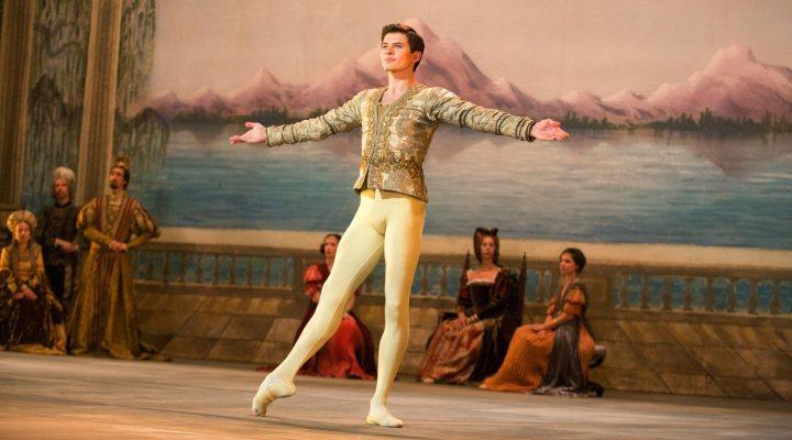 El bailarín