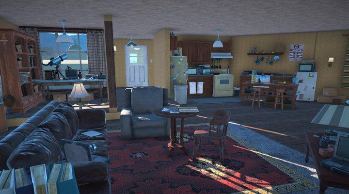Apartamento de 'The Big Bang Theory'