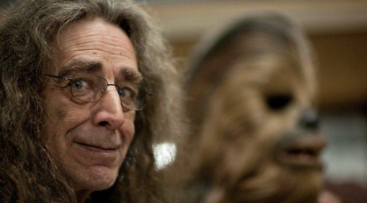 Peter Mayhew, Chewbacca en la trilogía original de 'Star Wars'