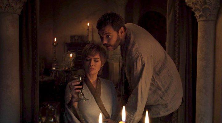 Cersei Lannister y Euron Greyjoy