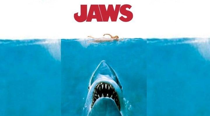 Recrean Póster 'Tiburón' de Steven Spielberg