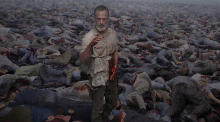 The Walking Dead las peliculas peligran