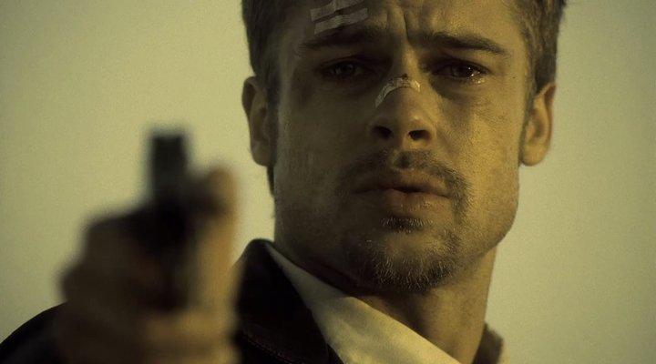 Brad Pitt, Se7en