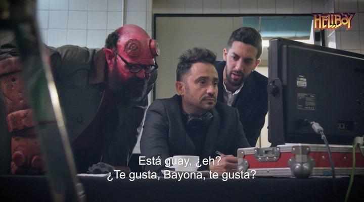 Spanish Hellboy
