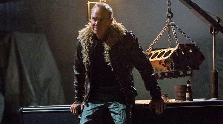 Michael Keaton como Vulture