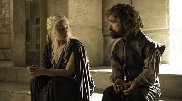 Tyrion y Daenerys 'Game Of Thrones'