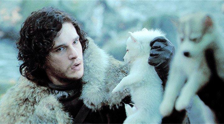 Jon bebé fantasma