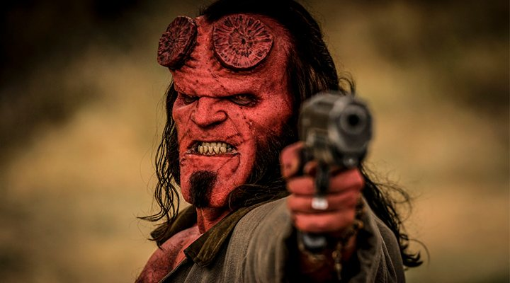 Crítica Hellboy 2019