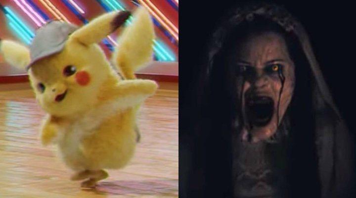 Detective Pikachu La Llorona
