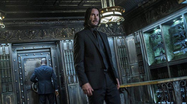 Keanu Reeves en 'John Wick: Capítulo 3 - Parabellum'