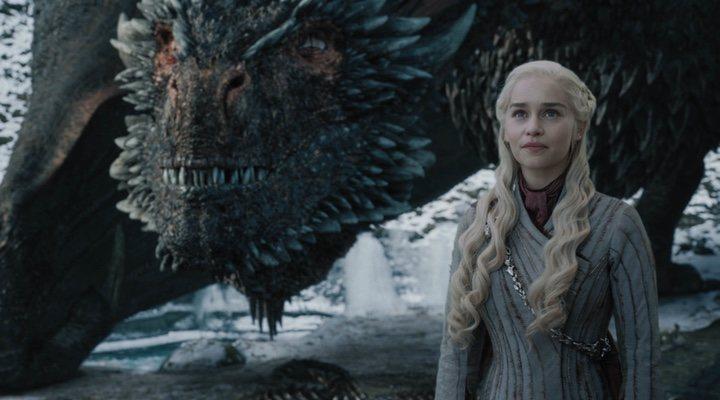 Daenerys Targaryen temporada 8