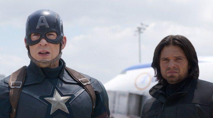 Steve Rogers y Bucky Barnes