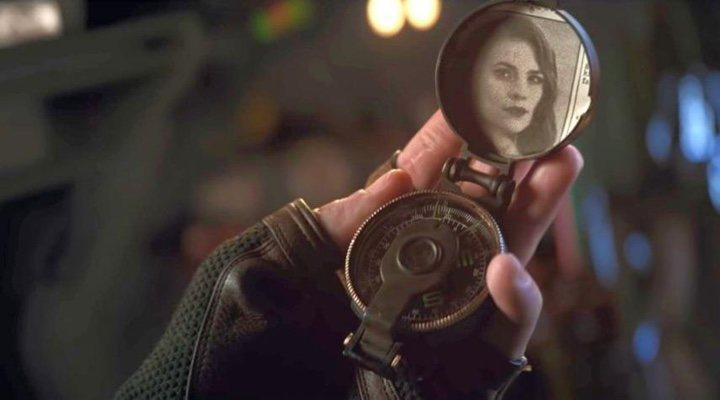 Peggy Carter en 'Vengadores: Endgame'