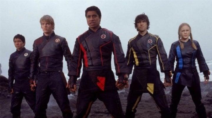 'Power Rangers Ninja Storm'