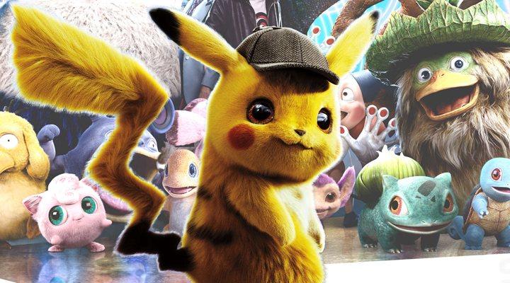 'POKÉMON: Detective Pikachu'