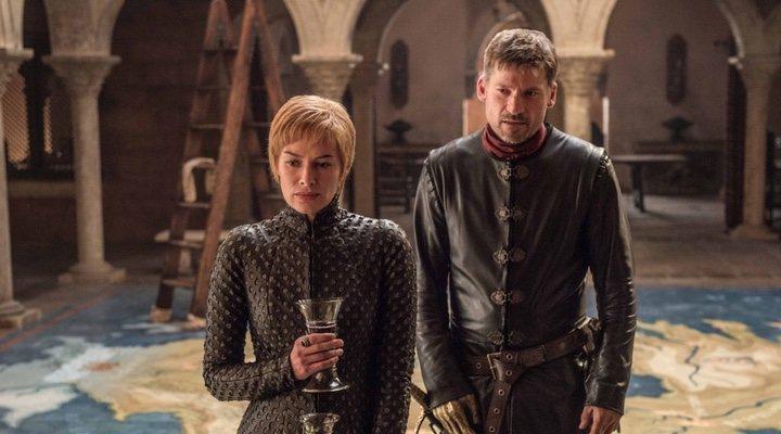 Jaime y Cersei Lannister 'Juego de Tronos'