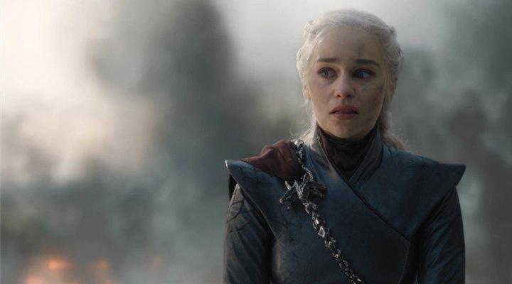 Emilia Clarke 'Juego de Tronos'