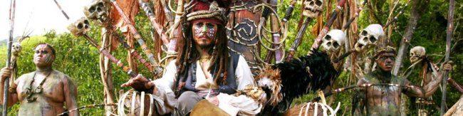 'Piratas del Caribe 4' empezará a rodarse el próximo verano