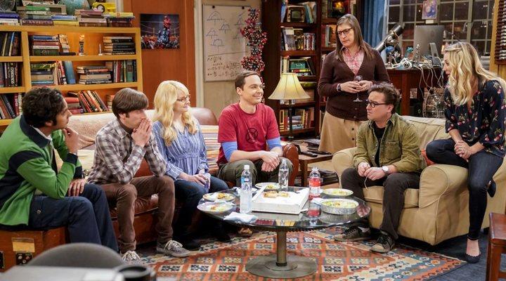 El reparto de 'The Big Bang Theory'