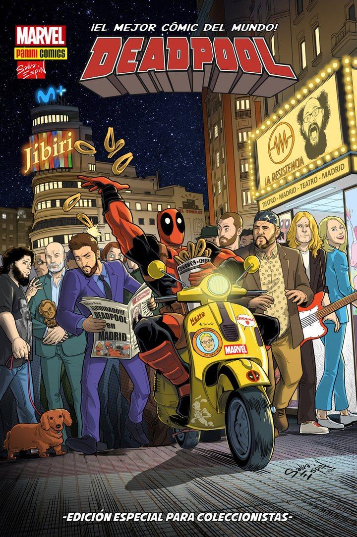 Deadpool y 'La Resistencia'