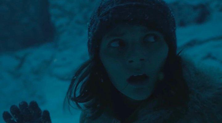 Dafne Keen como Lyra Belacqua en 'La materia oscura'