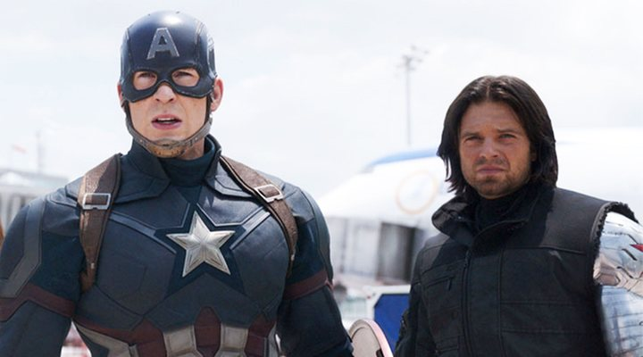 Capitán América y Bucky