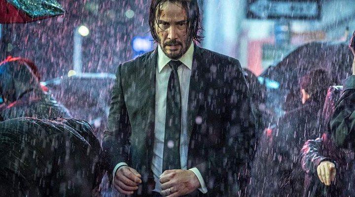 Keanu Reeves en 'John Wick 3: Parabellum'