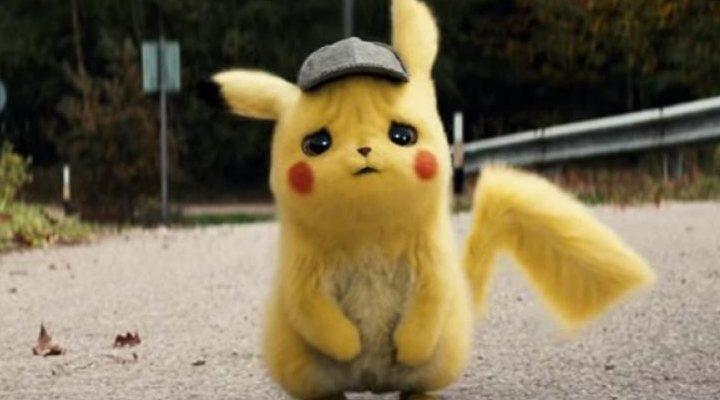 'Pokémon Detective Pikachu'