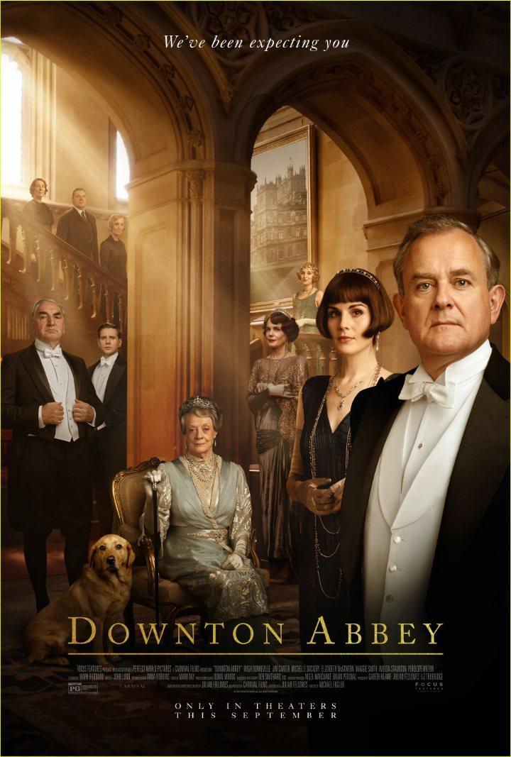 Poster 'Downton Abbey'