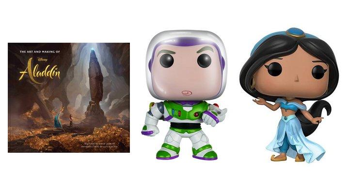 Las mejores ofertas en merchandising: 'Toy Story 4', 'Juego de Tronos' y 'Aladdín'