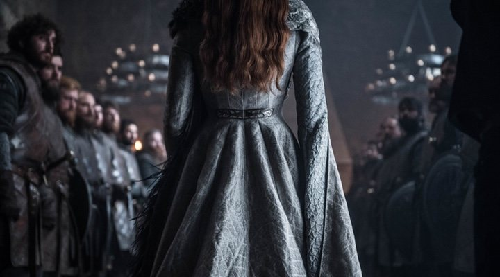 Sansa en 'Juego de Tronos'