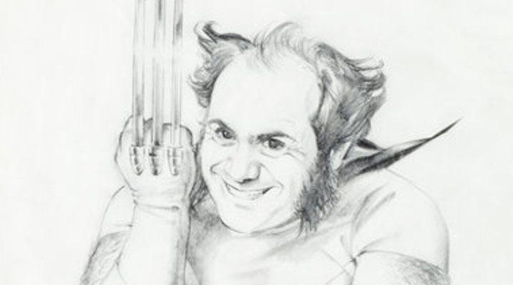 Danny DeVito como Lobezno por Alex Ross