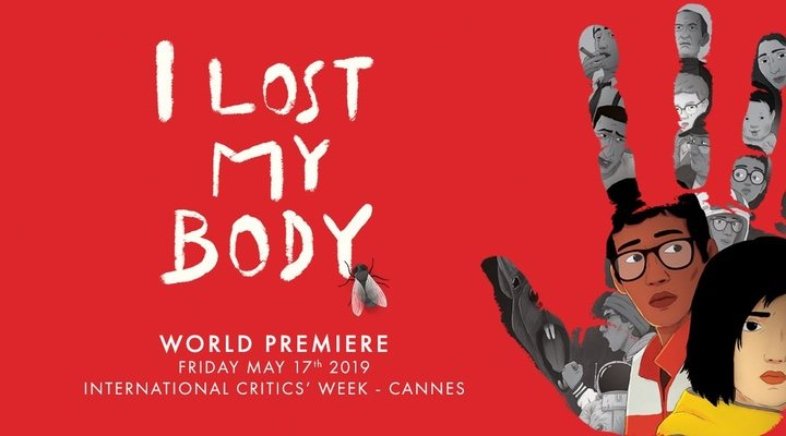 'I lost my body'