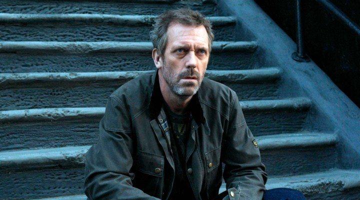 'Hugh Laurie'