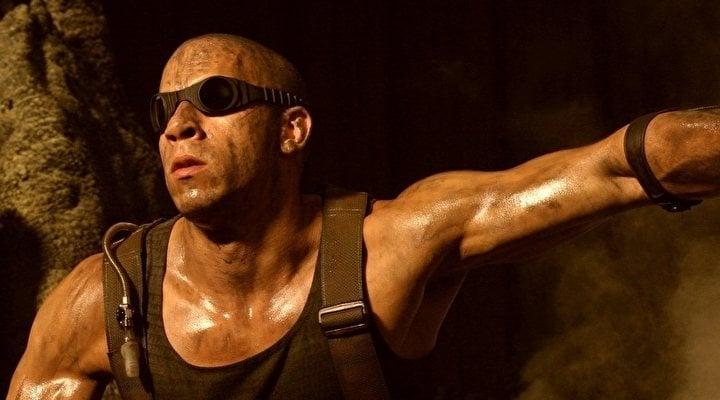 'Las crónicas de Riddick'