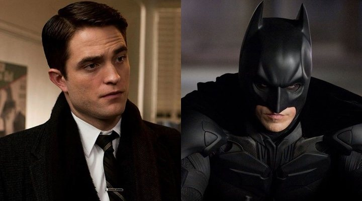 Robert Pattinson y Batman