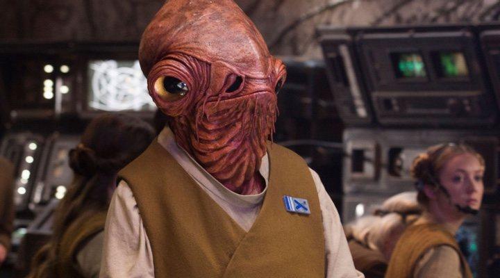 Tim Rose en 'Star Wars: Episodio VII - Los Últimos Jedi'