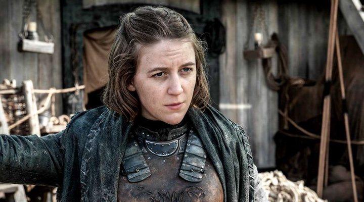 Yara Greyjoy en 'Juego de Tronos'