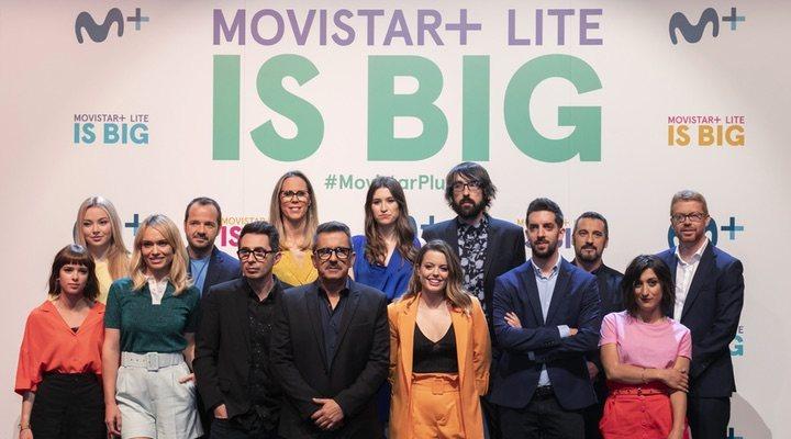 Lanzamiento Movistar+ Lite