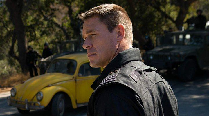 John Cena en 'Bumblebee'