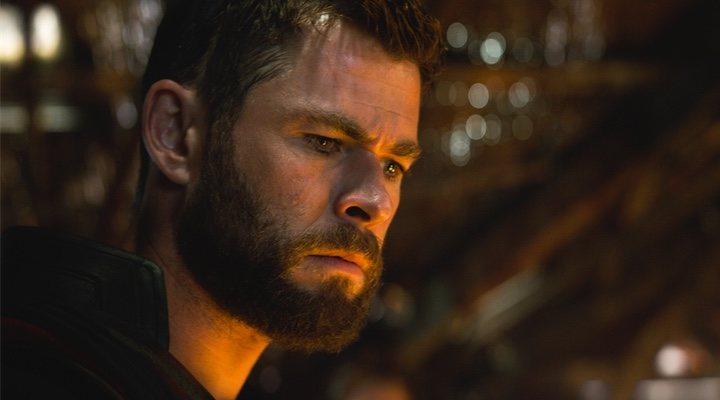 Thor en 'Vengadores: Endgame'