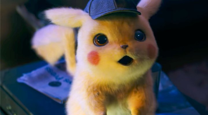 'Detective Pikachu' taquilla récord