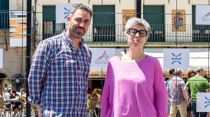Raquel Fernández Núñez e Iván Románd