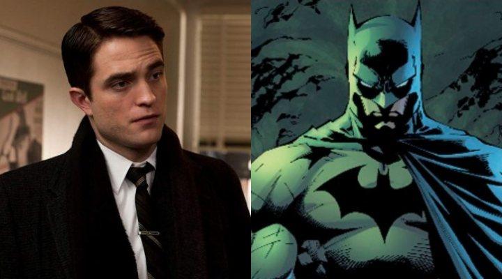 Robbert Pattinson será Batman en 'The Batman'
