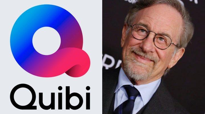 Steven Spielberg y Quibi