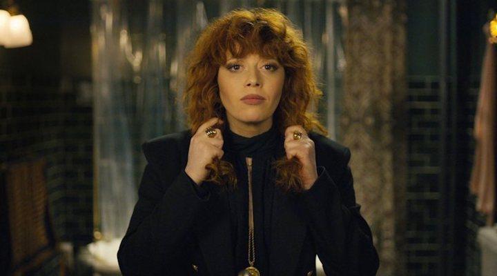 Natasha Lyonne en 'Muñeca rusa'