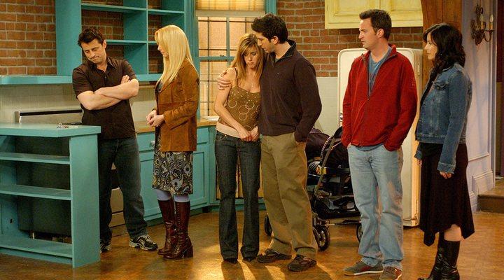 último capítulo de 'Friends'